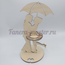 "Салфетница ""Пара под зонтом"""
