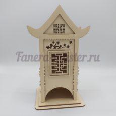 Чайный домик в японском стиле