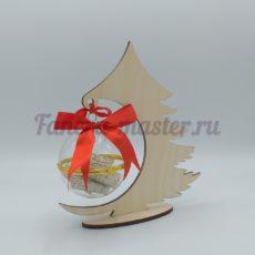 Ёлочка-подставка для новогодней игрушки