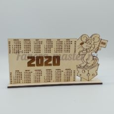 """Декоративная подставка """"2020"""""""