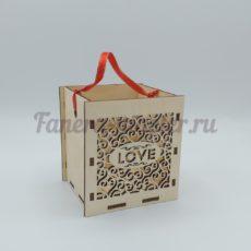 "Подарочная коробочка  ""Love"""