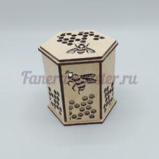 Подарочная коробочка для мёда