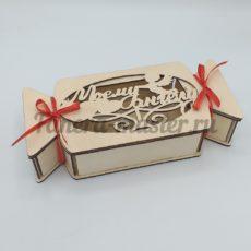 """Коробка для конфет """"Моему ангелу"""""""