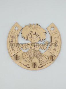 Медаль для выпускника детского сада