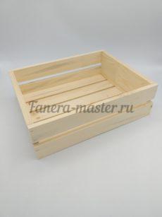 Ящик двухреечный - размер 3